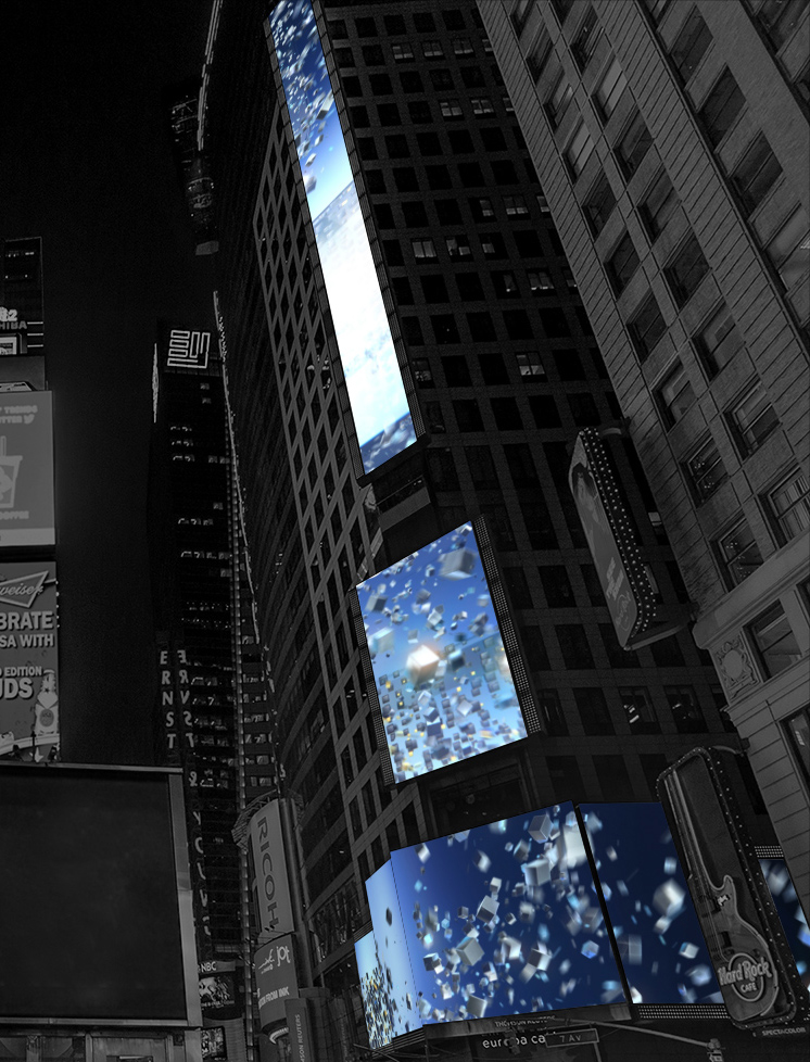 Samsung in Times Square